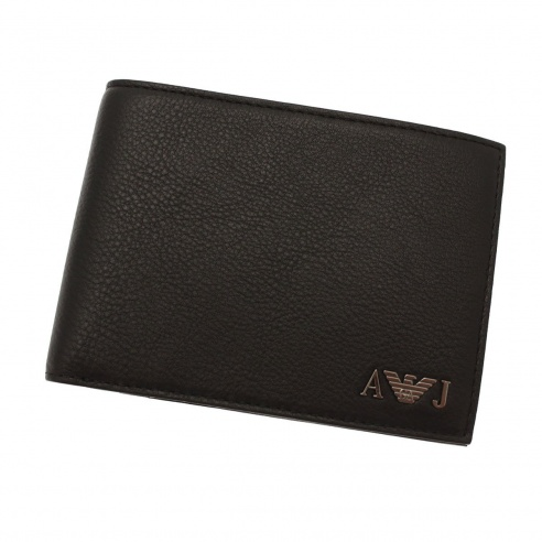 Armani Jeans 06V65Q7 Leather Wallet