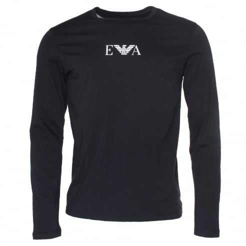 Emporio Armani 1116537A715 Long Sleeve T-Shirt