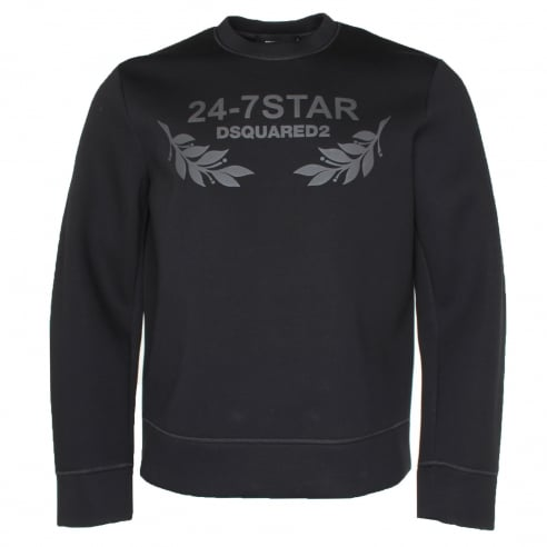 DSQUARED2 24-7 Star Sweater