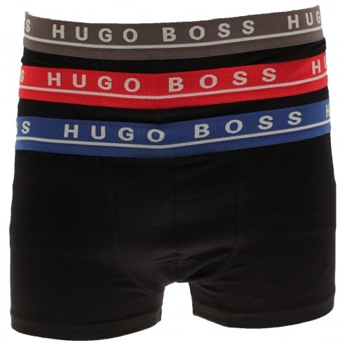 BOSS Black 3 Pack Boxer