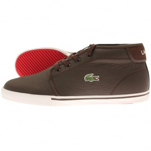 Lacoste Ampthill LCR3 Trainers