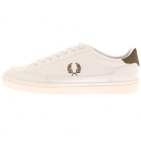 Fred Perry B3119 Deuce Leather Trainer