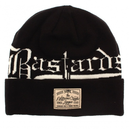 Crooks and Castles Bastards Knit Beanie