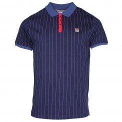Fila Vintage BB1 Stripe Polo