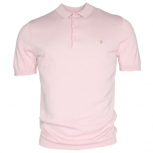 Farah Ben Knitted Polo