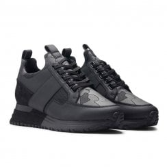 Mallet Black Camo Shoes