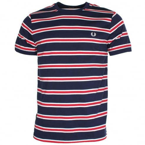 Fred Perry Bomber T-Shirt