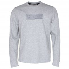 MA.Strum Box Logo Crew Sweat