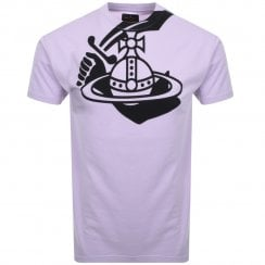 Vivienne Westwood Anglomania Boxy A & C T-Shirt