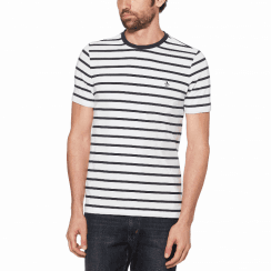 Original Penguin Breton Striped T-Shirt