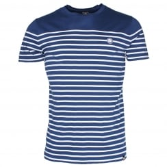 Pretty Green Bretton Stripe T-Shirt