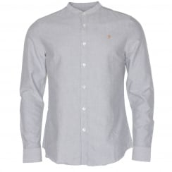 Farah Brewer Grandad Shirt