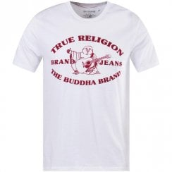 True Religion Buddha Past T-Shirt