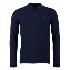 Paul & Shark C0P1001 Long Sleeve Polo