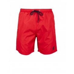 Paul & Shark C0P1006 Logo Patch Swim Shorts