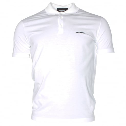 DSQUARED2 Chest Logo Polo