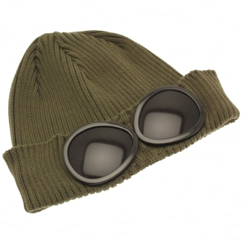 047f0501aa6 C.P. Company Cotton Goggle Hat - C.P. Company from The Menswear Site UK
