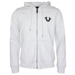True Religion Crafted With Pride Hooded Sweatshirt