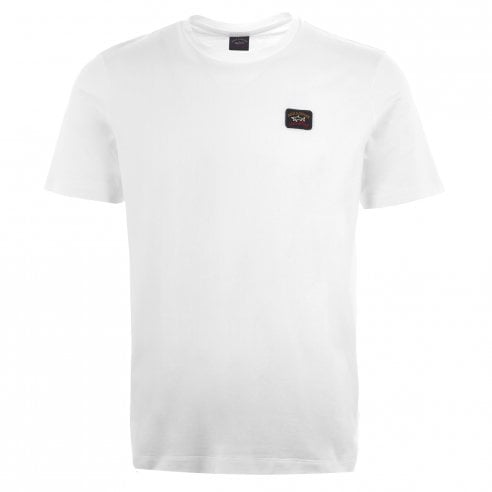 Paul & Shark Crew Neck Logo T-Shirt