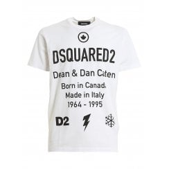 DSQUARED2 Dean & dan T-shirt