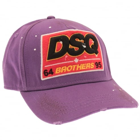 DSQUARED2 DSQ Patch Cap