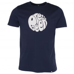 Pretty Green Eastfields Logo T-Shirt