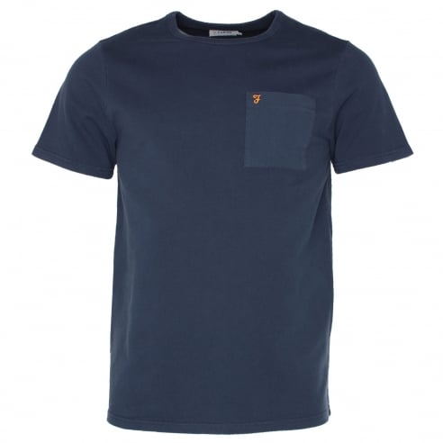 Farah Fairway Pocket T-Shirt