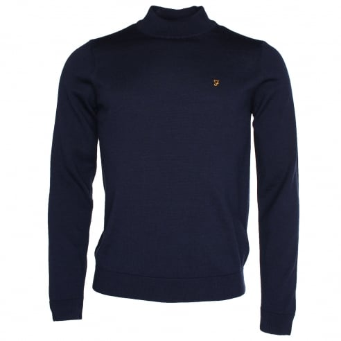 Farah Fenton Roll Neck