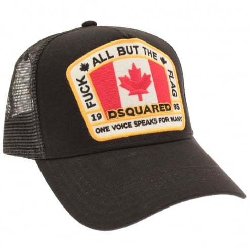 DSQUARED2 Flag Cap