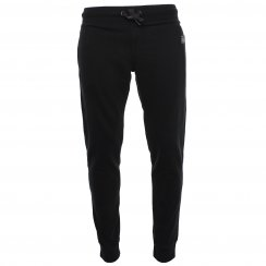 True Religion Fleece Patch Track Sweat Pants