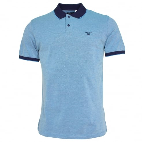 Gant Four Colour Oxford Polo