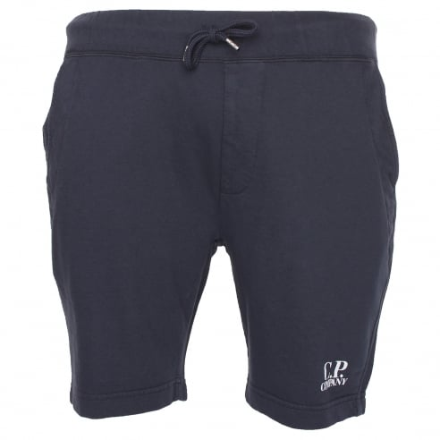 C.P. Company Garment Dyed Light Fleece Shorts