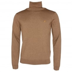 Farah Gosforth Roll Neck