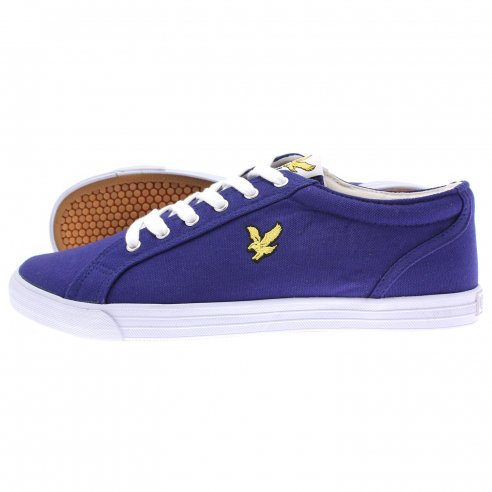 Lyle & Scott Halket Canvas Pumps
