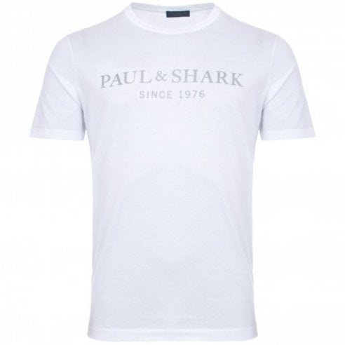 Paul & Shark Heritage Paul & Shark Logo T-Shirt