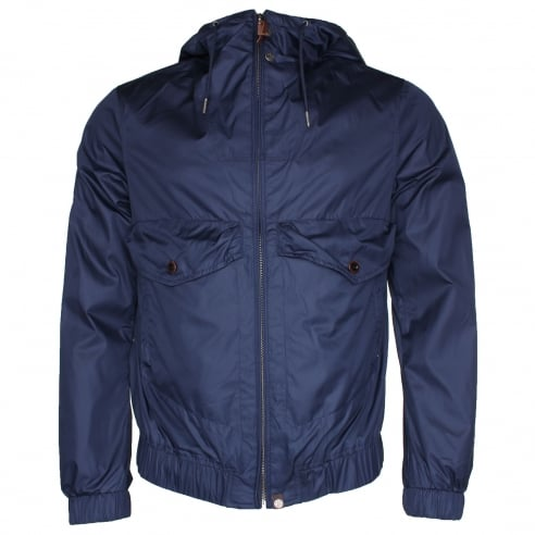 Pretty Green Hooded Jacket