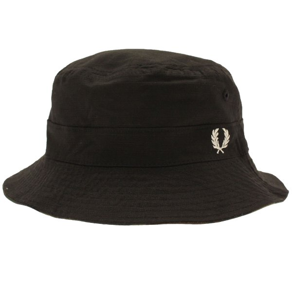 bf10b726b Fred Perry HW7632 Ripstop Reversible Bucket Hat - Fred Perry from ...