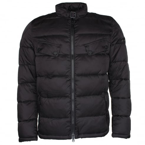 International Handle Quilted Jacket