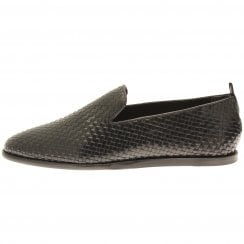 Hudson Ipanema Weave Loafers