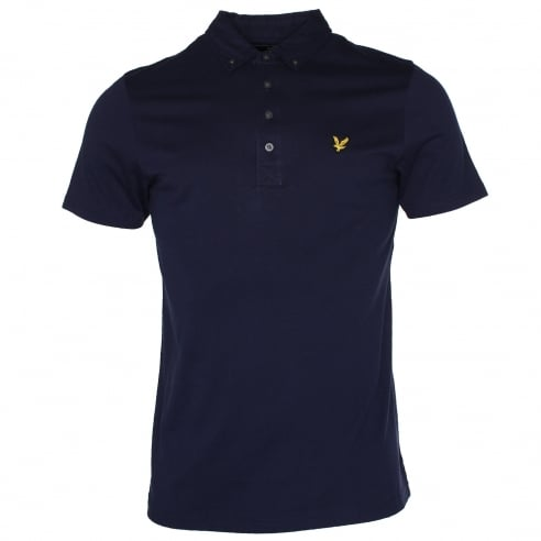 Lyle & Scott Jersey Polo T-Shirt
