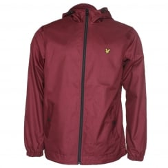 Lyle & Scott JK512V Zip Through Hooded Jacket