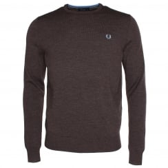 Fred Perry K7211 Classic Crew Jumper