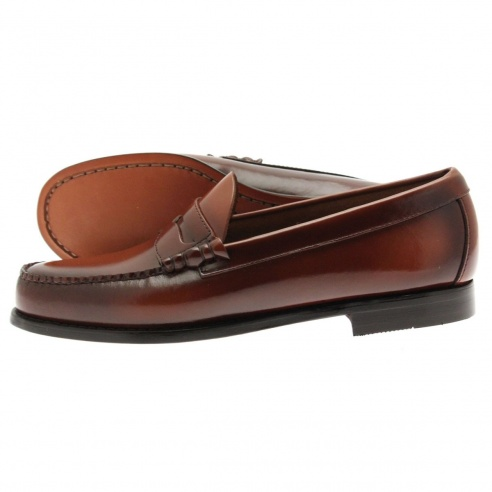 4fdf610529 G.H. Bass Larson Penny Loafers - G.H. Bass from The Menswear Site UK