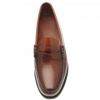 afb0a3cacbe G.H. Bass Larson Penny Loafers - G.H. Bass from The Menswear Site UK