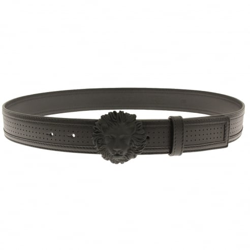 Versus Versace Lion Head Belt
