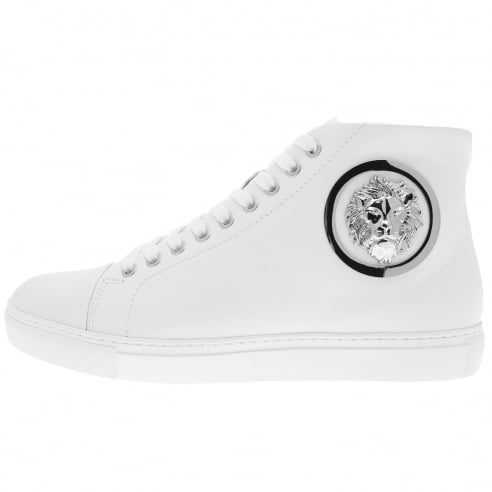 Versus Versace Lion High Top Trainers