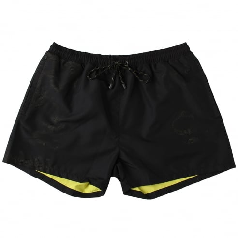 BOSS Black Lizardfish Swim Shorts