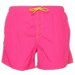 BOSS Black Lobster Swim Shorts