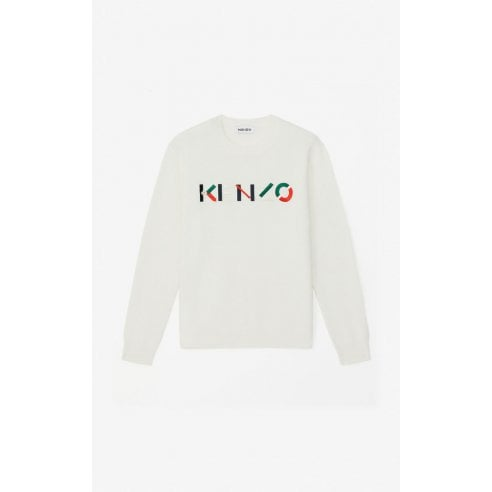 Kenzo Logo Jumpers