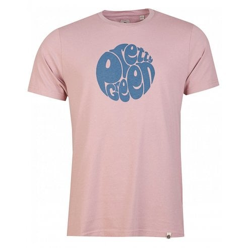 Pretty Green Logo Print T-Shirts